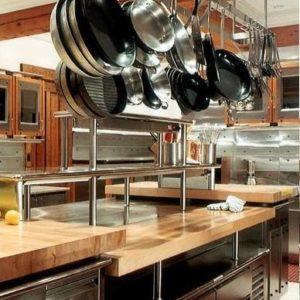 stainless steel kitchen 2